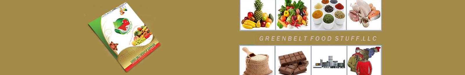 Vegetable importers / exporters Dubai, UAE, Green Belt Group of